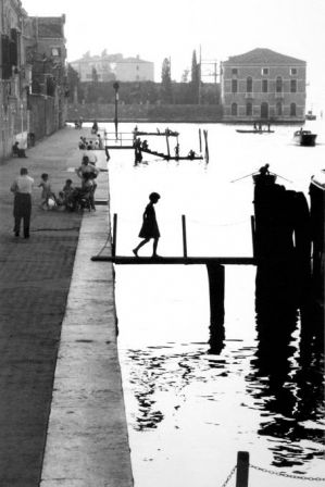 Venise, 1959 © Willy Ronis